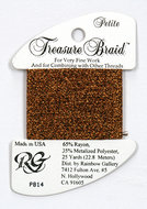 Petite Treasure Braid bronze