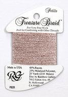 Petite Treasure Braid powder pink