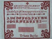 Urbanie Baylac ca. 1900