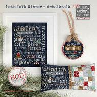 let's talk winter