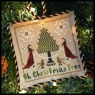 Sampler Tree - Oh Christmas Tree