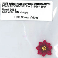 Little Sheep Virtue - 1. Hope Buttonpack