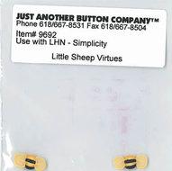 Little Sheep Virtue - 6. Simplicity Buttonpack