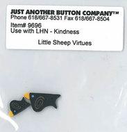 Little Sheep Virtue - 10. Kindness Buttonpack