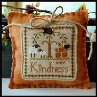 Little Sheep Virtue - 10. Kindness