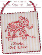 French Country - Elephant