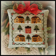 2012 Ornament - 12 Saltbox Village