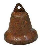 Rusty Liberty Bell 10mm