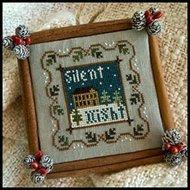 2011 Ornament - 5 Silent Night