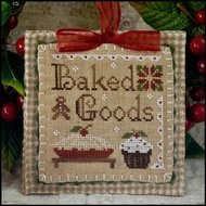 2011 Ornament - 7 Baked Goods