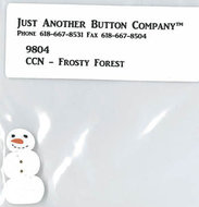 Frosty Forest 9. Frosty Forest Buttonpack