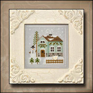 Frosty Forest 3. Snowman's Cottage