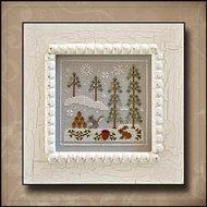 Frosty Forest 4. Snowy Friends