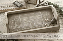Gilmour House Sewing Tray