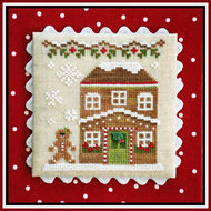 8. Gingerbread House 5
