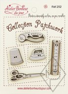 Collection Patchwork Sepia