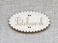 Patchwork Ivoire