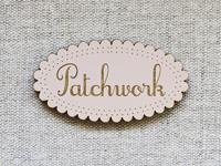 Patchwork Sepia
