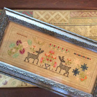 Checkerboard Stag Sampler