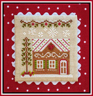 10. Gingerbread House 7