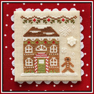 11. Gingerbread House 8