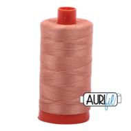 Aurifil Mako 28 2215 Peach