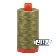 Aurifil Mako 12 5016 Olive Green