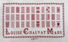 Louise Chauvat 1877