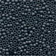 Antique Seed Beads Charcoal