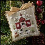 Farmhouse Christmas 1 - Little Red Barn
