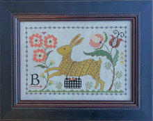B is for Bunny