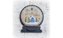 Boule à neige -Joy to the World-1