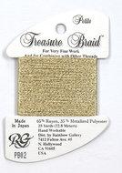 Petite Treasure Braid Light Gold
