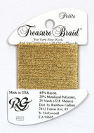 Petite Treasure Braid Gold