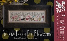 Yellow Polka Dot Bikweenie