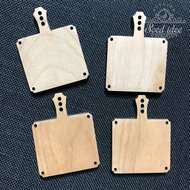 Mini Hornbook wood