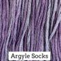 Argyle Socks CCW