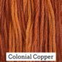 Colonial Copper CCW