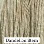 Dandelion Stem CCW