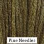 Pine Needles CCW