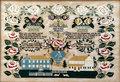 Letitia Jane Andrews 1836-Queenstown Sampler Designs