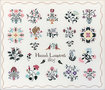 Hannah Longstreth 1805 -Queenstown Sampler Designs