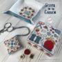 Stitch in the Garden-Hands on Design