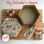 My Stitcher's Heart-Hands on Design