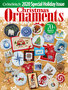 Just Cross Stitch Ornaments 2020