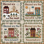 Saltbox Scriptures - Little House Needleworks