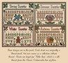 Seasons Samplers - Little House Needleworks