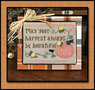 Bountiful Harvest  - Little House Needleworks