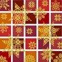 Die Farben der Weihnacht - Historische Stickmuster