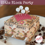 25th: Block Party- Hands On Design